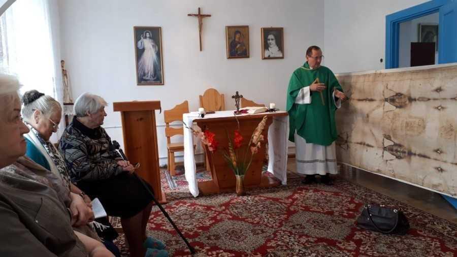 Община Святой Терезы из Лизьё г. Анжеро-Судженск 2
