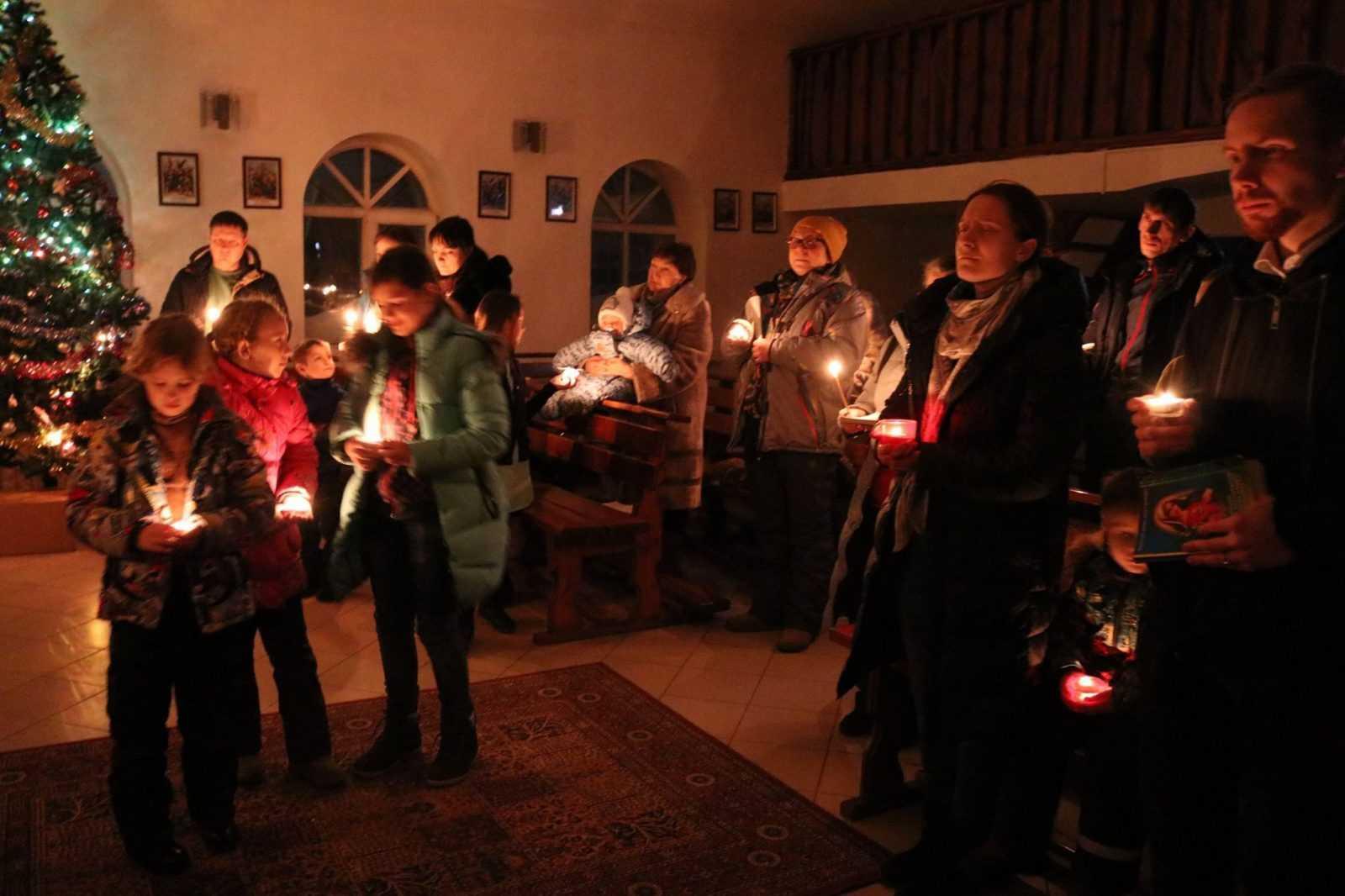 Приход Святого Семейства пгт Яшкино 5
