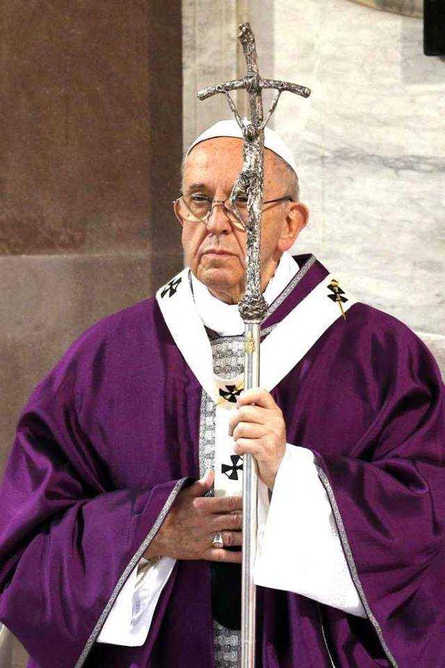 Молитва о священниках 1