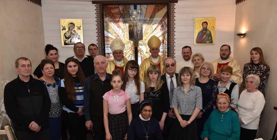 Приход Святого Иосифаг. Ленинск-Кузнецкий 3