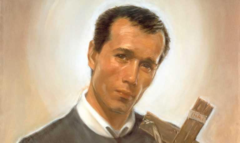 Почитание св. Гегарда Майелла 1