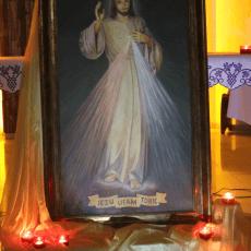 Посвящение Божьему Милосердию