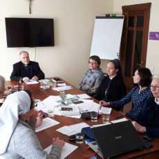 В Кемерове прошло заседание Катехитической комиссии при ККЕ России