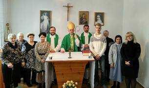 Община Святой Терезы из Лизьё г. Анжеро-Судженск 4