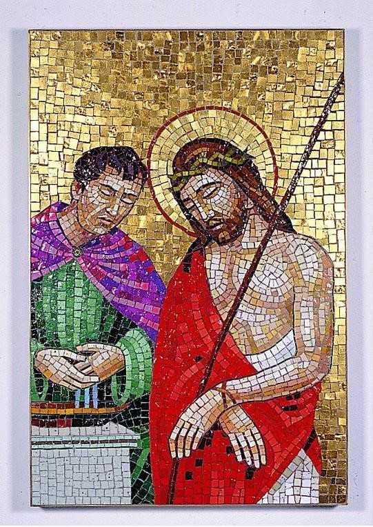 Крестный путь с размышлениями Св. Иоанна Павла II. 1