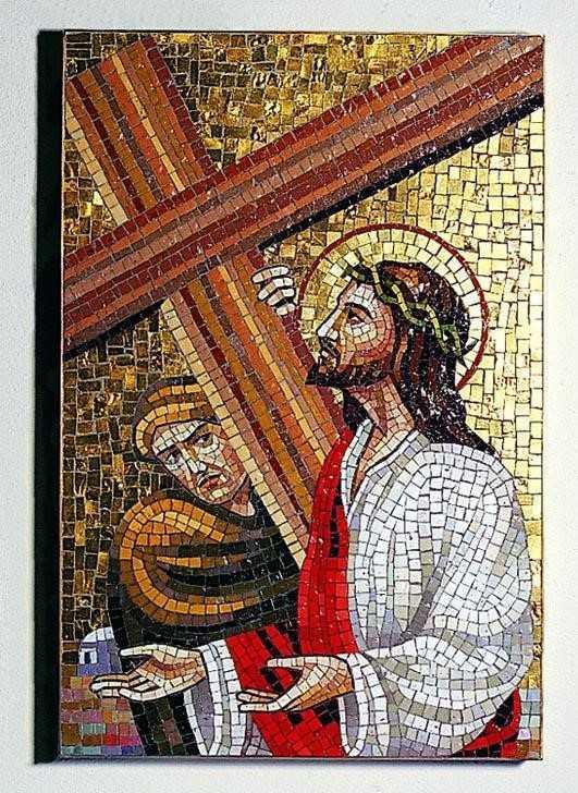 Крестный путь с размышлениями Св. Иоанна Павла II. 2