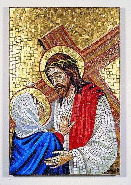 Крестный путь с размышлениями Св. Иоанна Павла II. 4