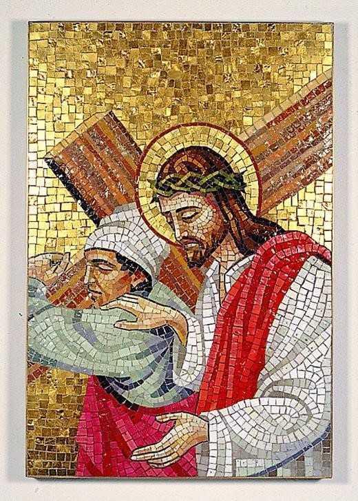 Крестный путь с размышлениями Св. Иоанна Павла II. 5
