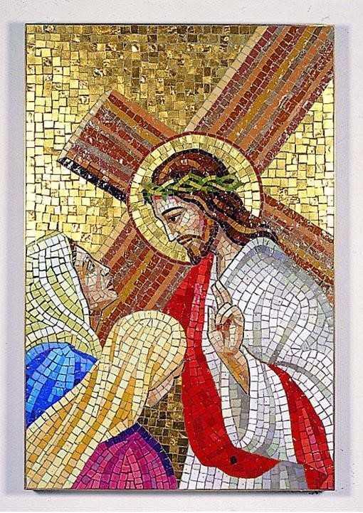 Крестный путь с размышлениями Св. Иоанна Павла II. 8