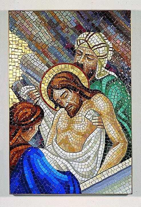 Крестный путь с размышлениями Св. Иоанна Павла II. 14