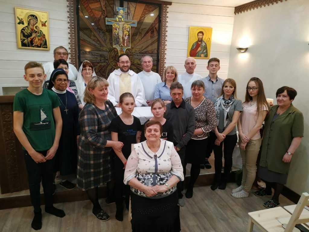 Навечерие Пасхи г. Ленинск-Кузнецкий 20 апреля 2019 г. 20