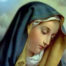 Май месяц Девы Марии