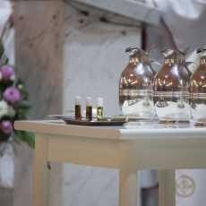 Месса освящения мира и елея в Кафедральном соборе Новосибирска