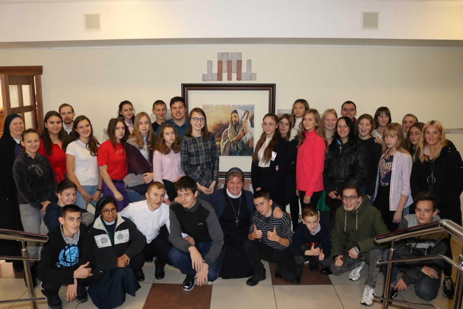 Миссионерская конгрегация Служительниц Святого Духа 6