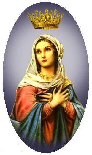 Май месяц Девы Марии 3
