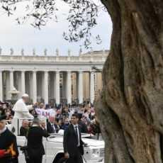 Папа: служить надежде означает возводить мосты между культурами