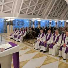 Папа: христиане не должны падать духом