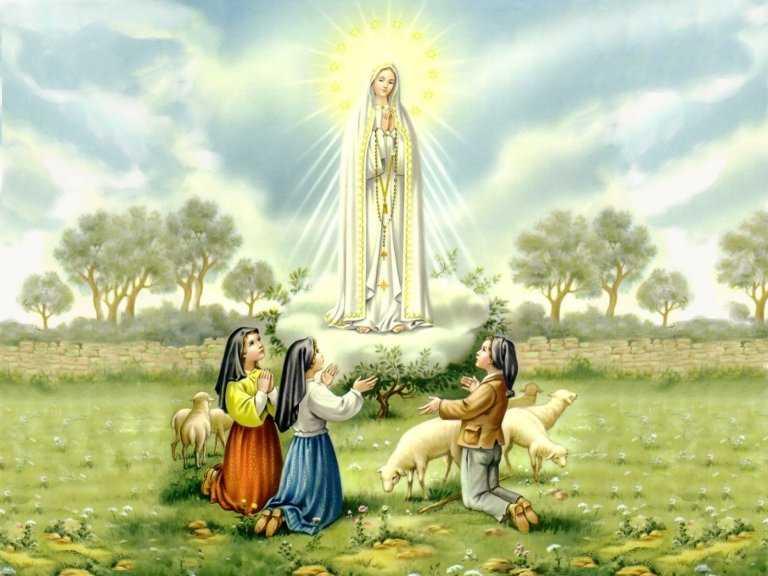 Май месяц Девы Марии 2