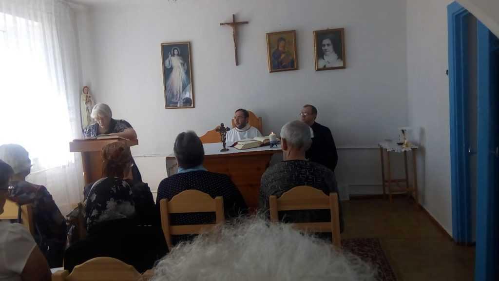 Теплый день в общие Святой Терезы в г. Анжеро- Судженск 3
