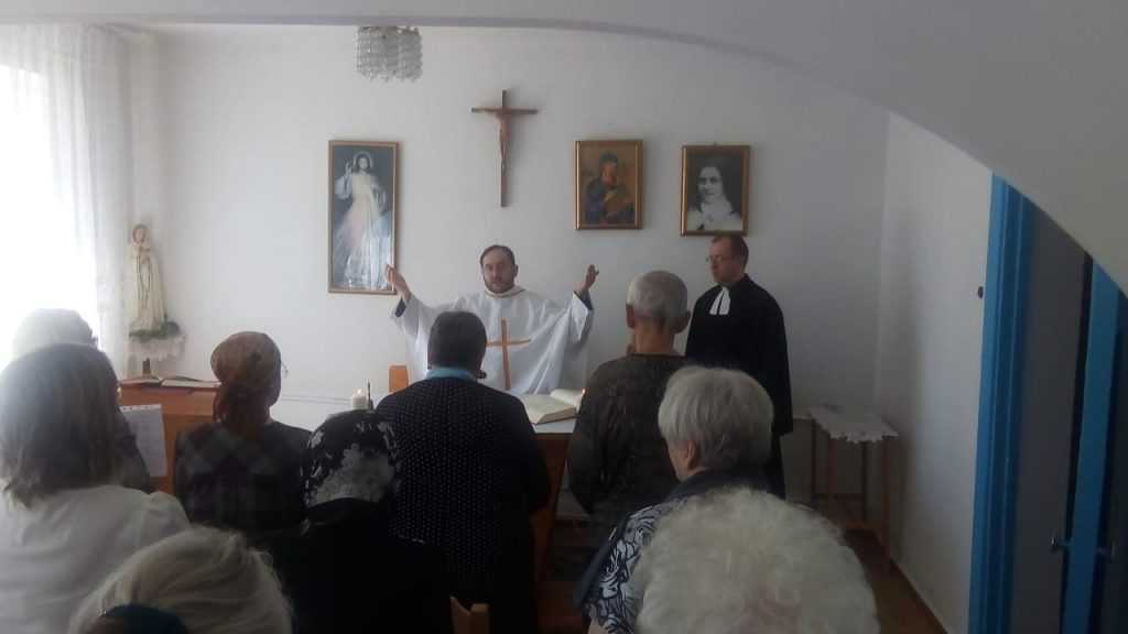 Теплый день в общие Святой Терезы в г. Анжеро- Судженск 7