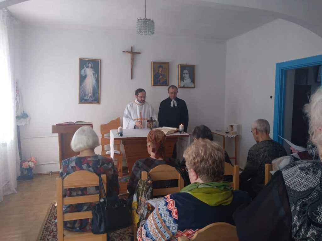 Теплый день в общие Святой Терезы в г. Анжеро- Судженск 9