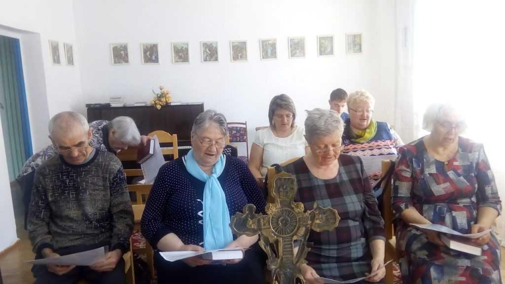 Теплый день в общие Святой Терезы в г. Анжеро- Судженск 10