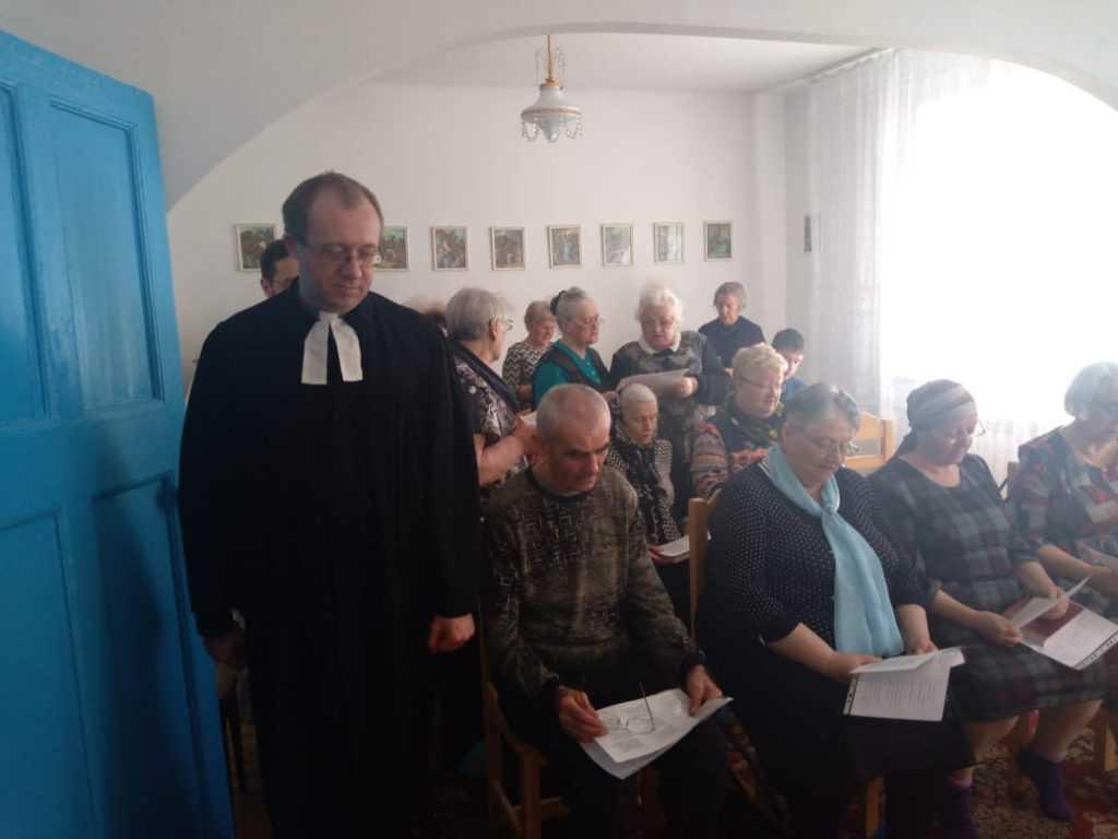 Теплый день в общие Святой Терезы в г. Анжеро- Судженск 12