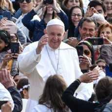 На общей аудиенции в среду 29 мая Папа Франциск начал новый цикл катехез, посвященный Книге Деяний Апостолов
