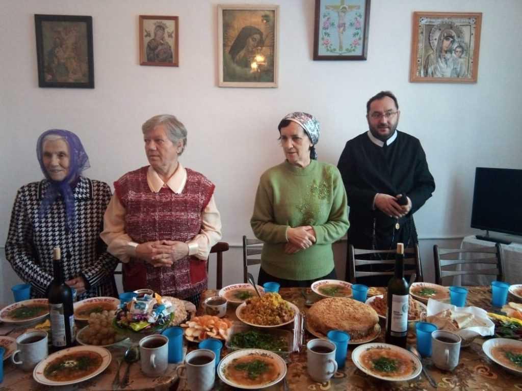 Теплый день в общие Святой Терезы в г. Анжеро- Судженск 14