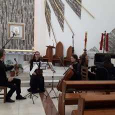 25 мая прошел очередной концерт из цикла «Музыка в храме»