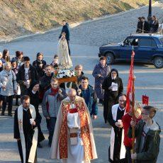 4 мая  Фатимское Богослужение, г. Томск