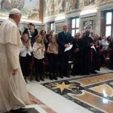 Папа: аборт никогда не может быть решением проблемы