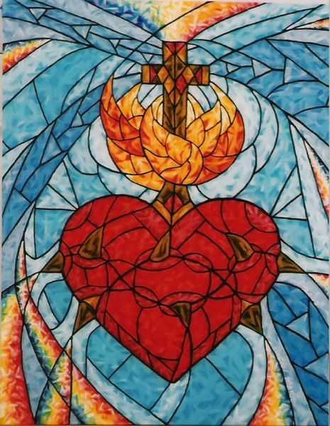 Сердце пылающее: 4 причины, чтобы любить Святейшее Сердце Иисуса 1