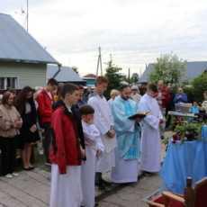 Фатимское Богослужение 1 Июня в г. Юрга