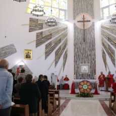 9 июня — Торжество Сошествия Святого Духа в Кемерово