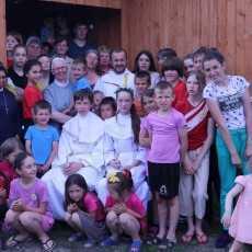 Каникулы с Богом, д.Георгиевка 11-14 июня 2019 г.