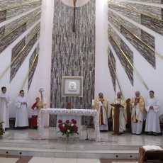 23 июня Владыка Иосиф Верт посетил приходы Кемерова и  Юрги