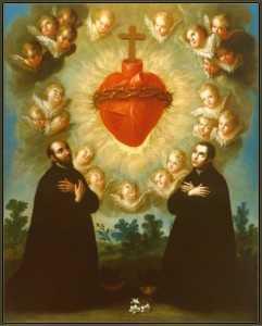 28 июня. Святейшее Сердце Иисуса. Торжество 3