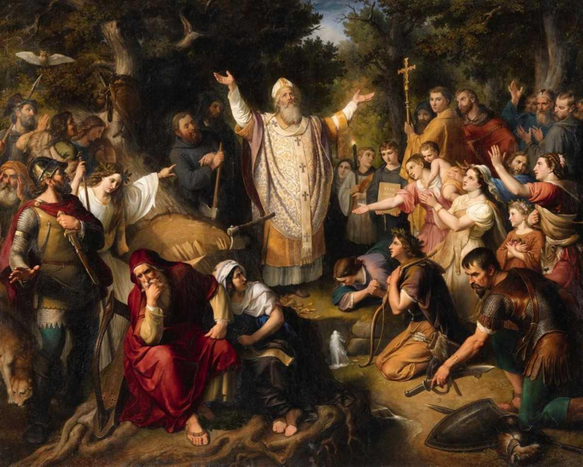 5 июня. Святой Бонифаций, епископ и мученик. Память 2