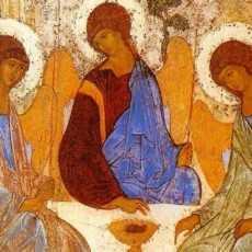 Священная тишина Троицы