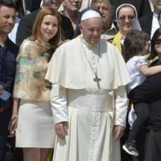Папа: «Отче наш» — общее наследие всех крещеных