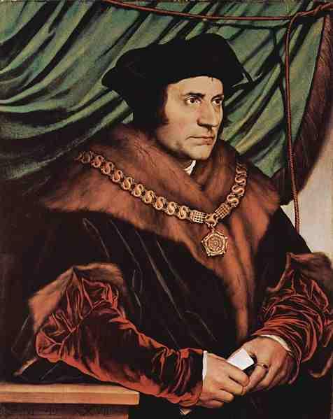 22 ИЮНЯ - Святой епископ Павлин Ноланский, святые мученики епископ Иоанн Фишер и Фома (Томас) Мор. 3