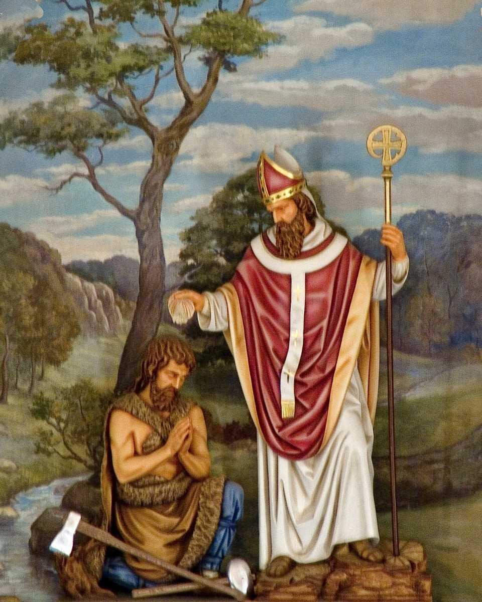 5 июня. Святой Бонифаций, епископ и мученик. Память 1