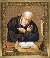 1 августа, Св. Альфонс Мария де Лигуори, епископ и учитель Церкви, основатель Ордена редемптористов 2