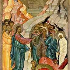 Св. Марфа собрала тех, кто любит заботиться о Храме и тех, кто исполняет свое служение в группе «Вифания»