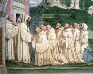 11 июля. Святой Бенедикт Нурсийский. Память 1