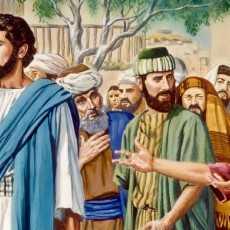 РАЗМЫШЛЕНИЕ НАД СЕГОДНЯШНИМ СЛОВОМ БОЖЬИМ