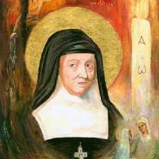 Св. Иоанна Франциска де Шанталь, монахиня