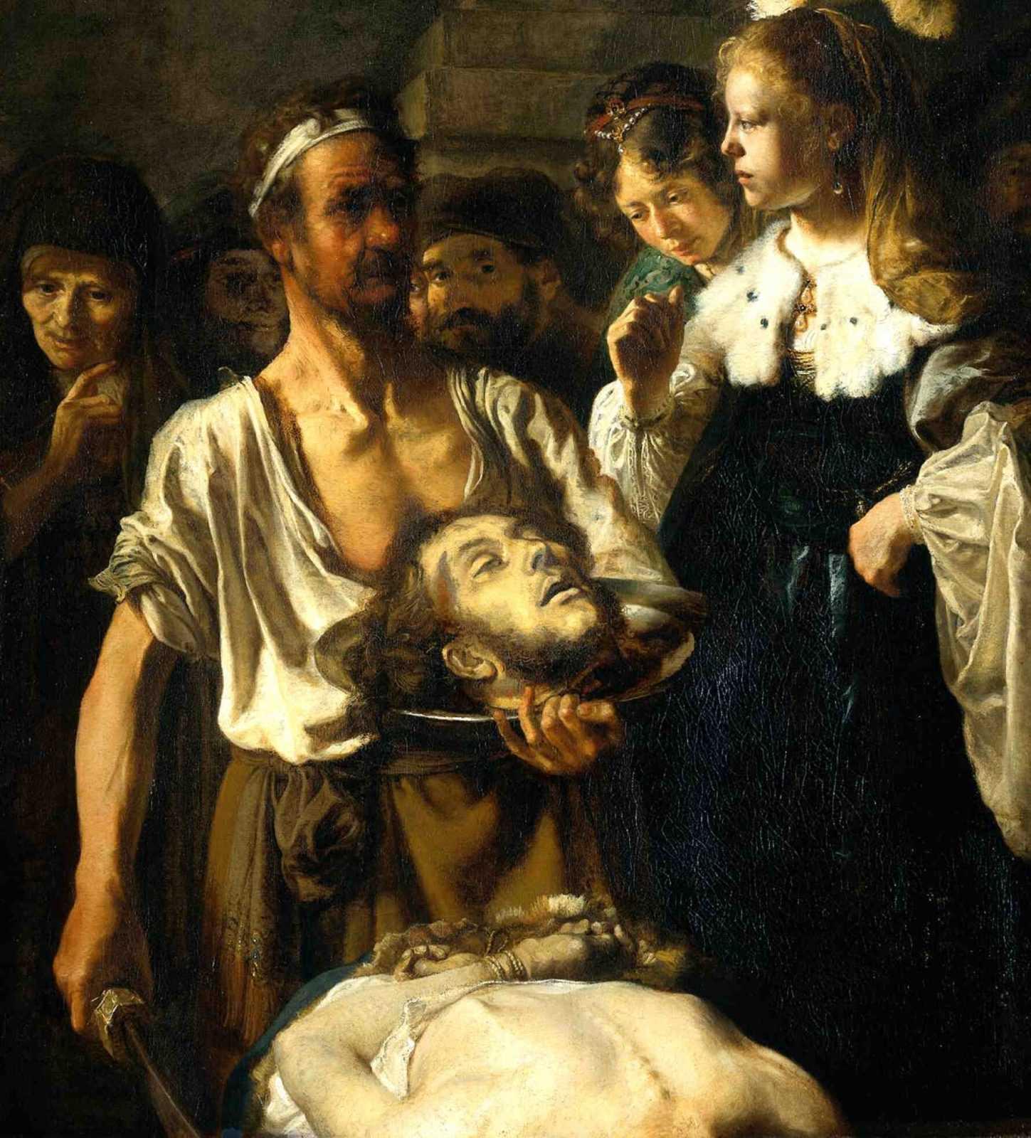 29 августа. Усекновение главы святого Иоанна Крестителя. Память 1