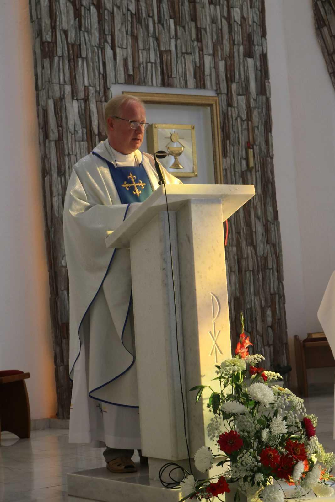 Фатимское Богослужение в Храме Непорочного Сердца Пресвятой Девы Марии 3
